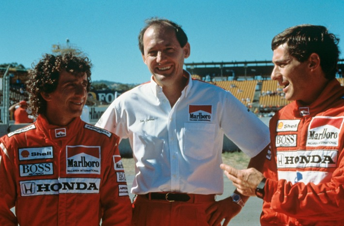 Film title: Senna