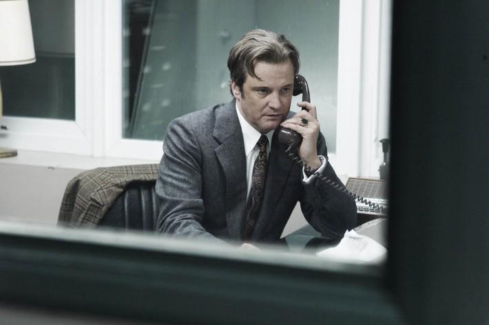 Colin Firth El topo