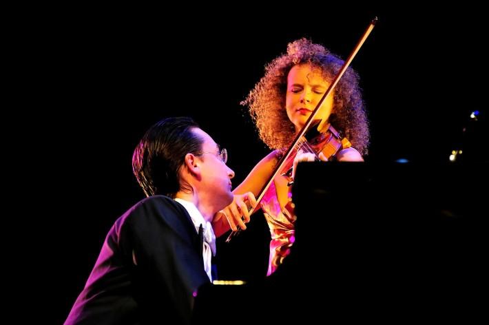 Sonata a Kreutzer. 7 Daniel Blanch-Kalina Macuta. Foto David Ruano - Teatre Romea