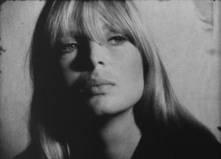 Andy Warhol -Screen Test Nico