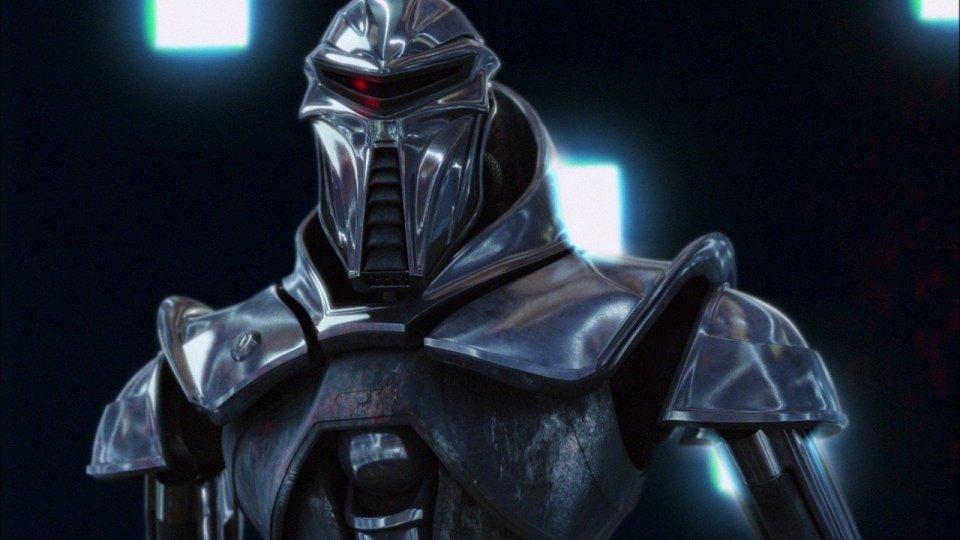 Battlestar Galactica Centurion Cylon