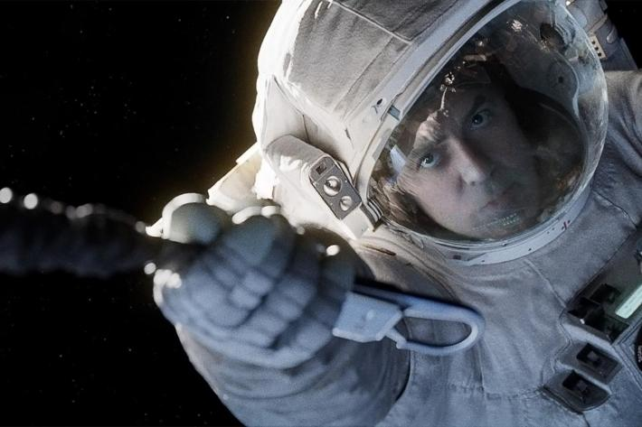Gravity 4 Cuarón