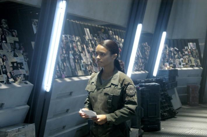 Battlestar Galactica Dualla
