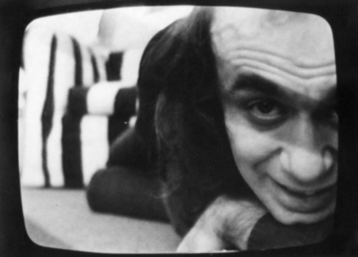 Vito Acconci -Theme Song