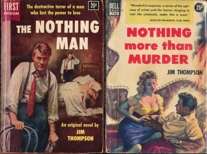 Pulp Literature by Jim Thompson