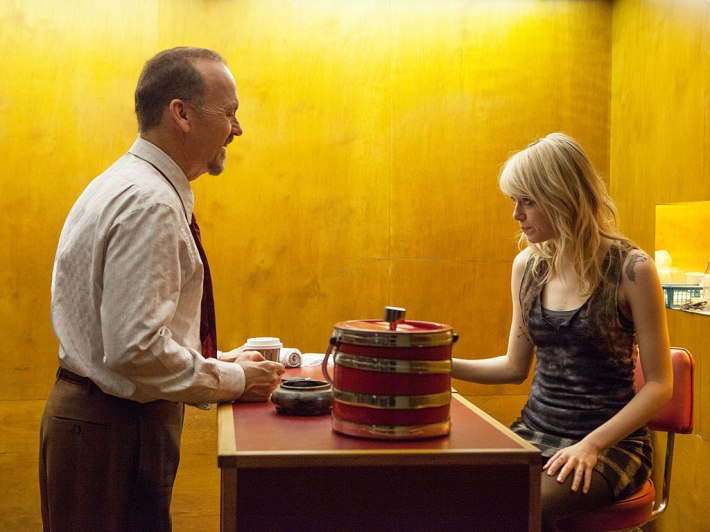 Birdman 3 Michael Keaton Emma Stone