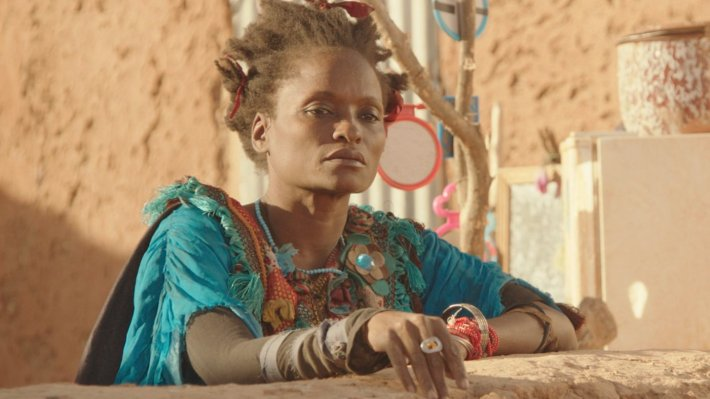 Timbuktu black woman