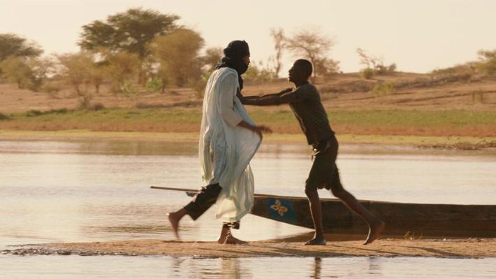 Timbuktu lago lake