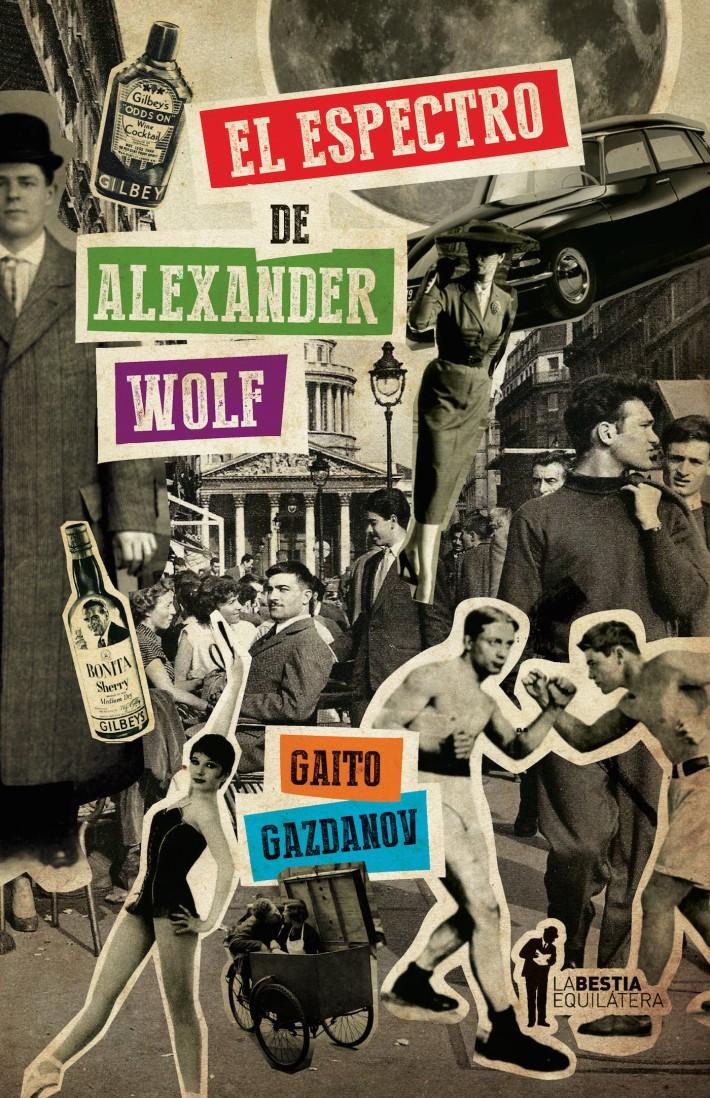 Gaito Gazdánov El espectro de Aleksander Wolf