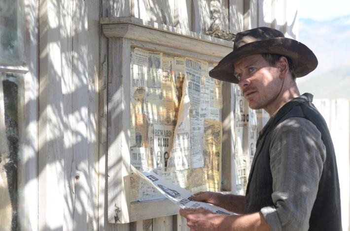 Slow West 3 Michael Fassbender Silas