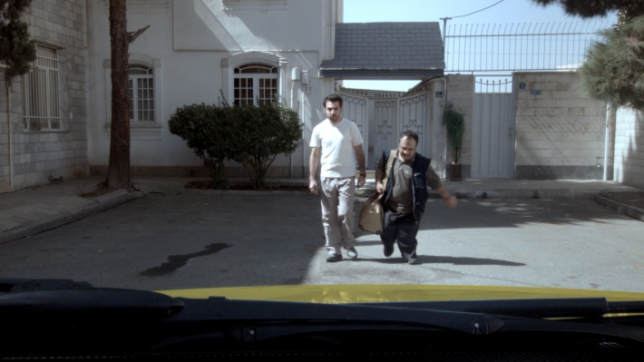 Taxi Teherab 6