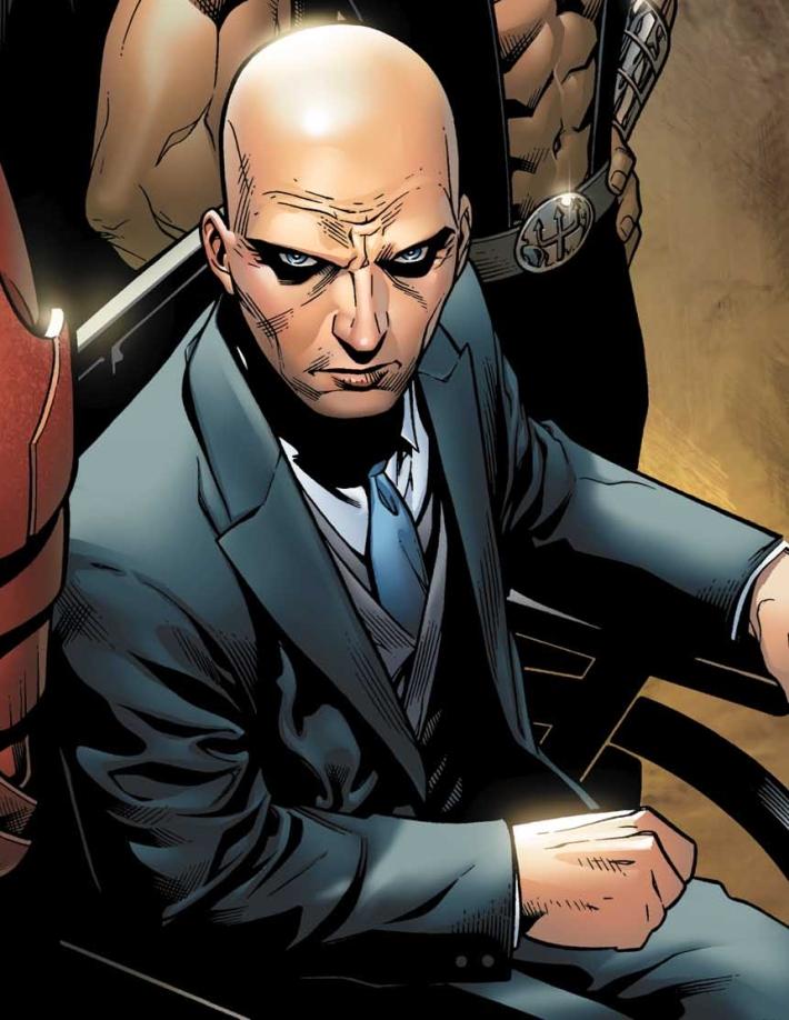 Charles Xavier X-Men Patrulla-X