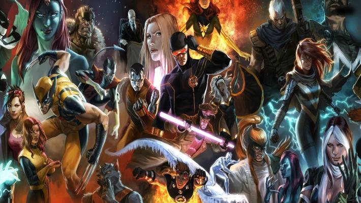 X-Men Patrulla-X colectivo